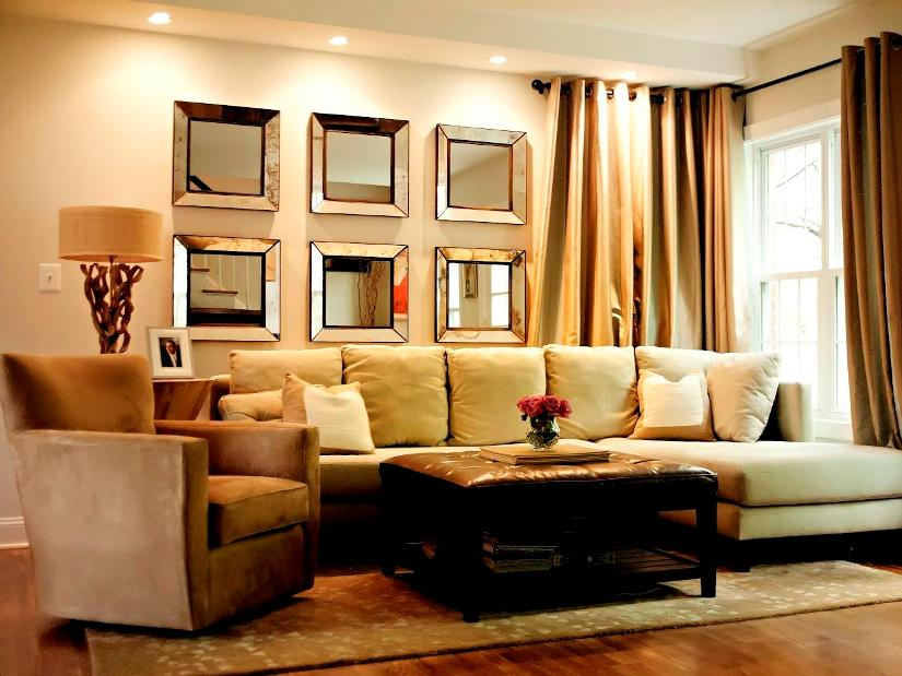Simple Family Room. Affordable And Simple Family Room Interior Make and  4 Home Ideas