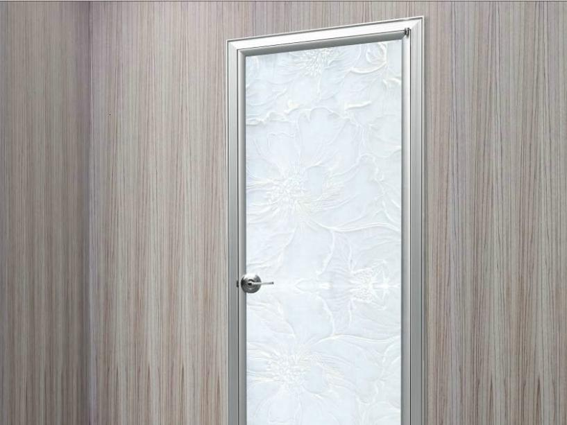 Aluminium Door Design For Small Bathroom