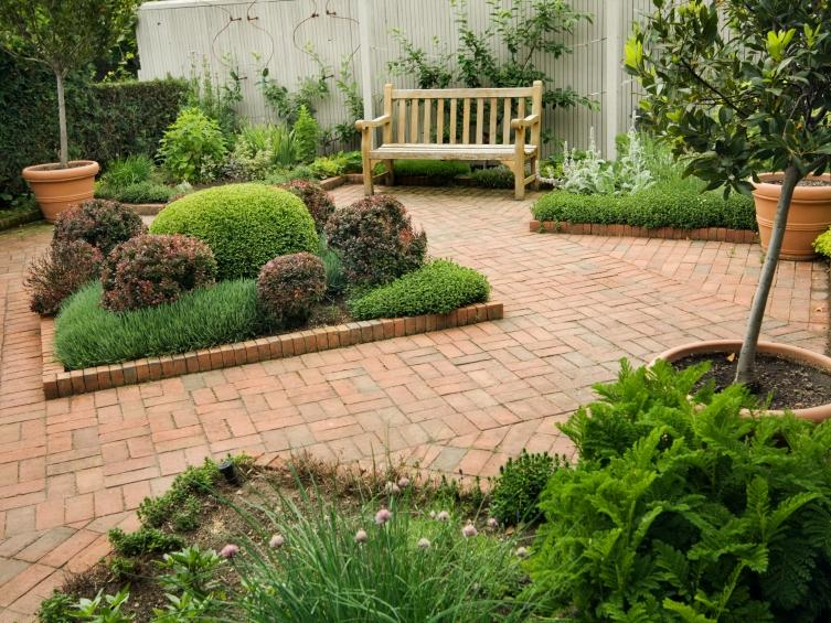 Charmant Amazing Home Garden Layout Design Photo