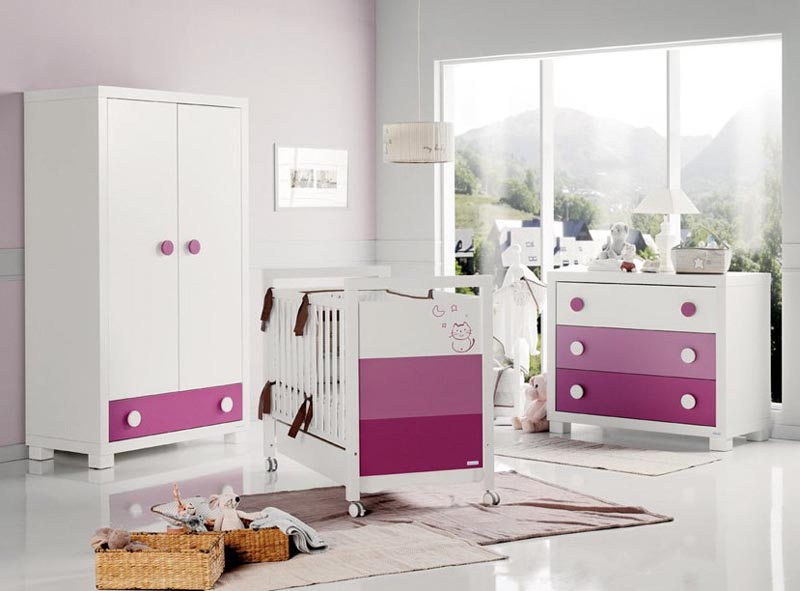 Awesome Baby's Bedroom Furniture Design Idea