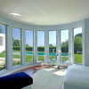 Awesome Beautiful Home Bedroom Windows Design