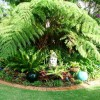 Awesome Tropical Garden Design For House