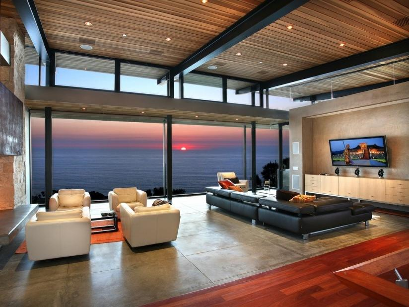 Awesome View For Great Living Room