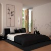 Beautiful Black And White Paint For Bedroom