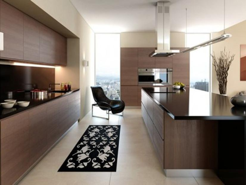 Beautiful Decoration Idea For Modern Kitchen