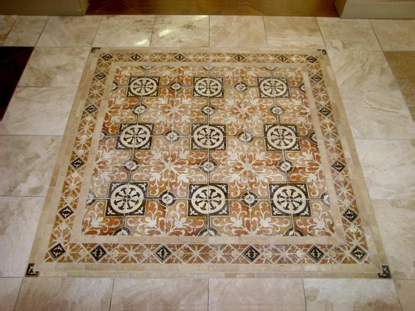 Beautiful Floor Design Idea For Elegant Home