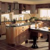 Beautiful Home Kitchen Layout Design Idea