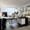 Beautiful Home Office Furniture Set Photo
