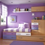 Beautiful Purple Idea For Wall Paint