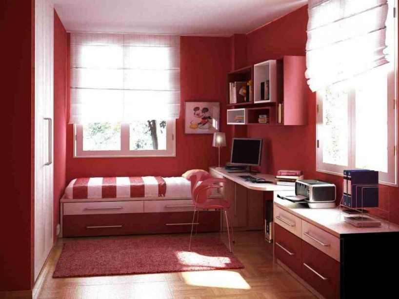 Beautiful Small Bedroom Color For Girls
