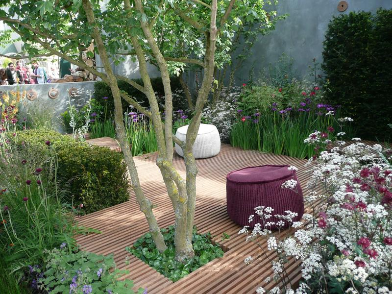 Beautiful Small Garden Design For Home Backyard