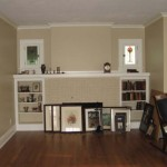 Beige Color Idea For Home Wall Paint