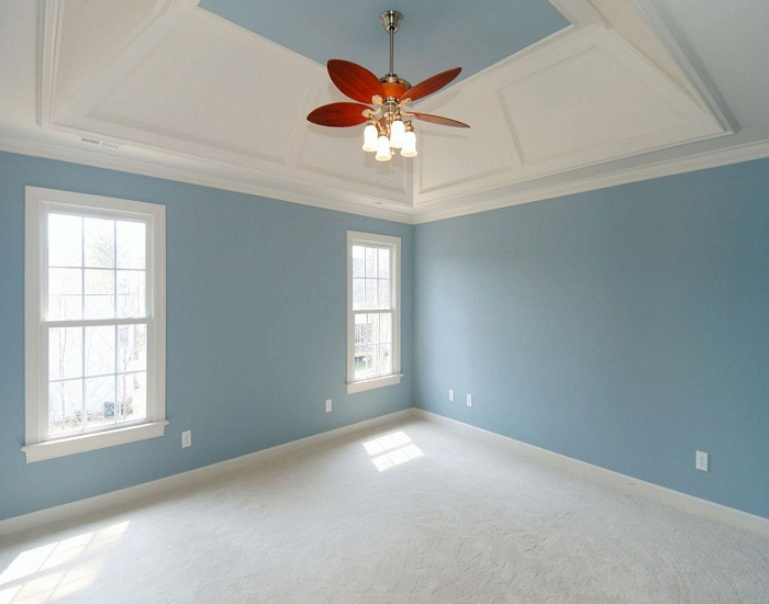 blue and white paint color idea 4 home ideas