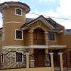 Brown Color Idea For 2 Floor House