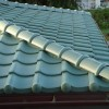 Ceramic Roof Idea For Simple House