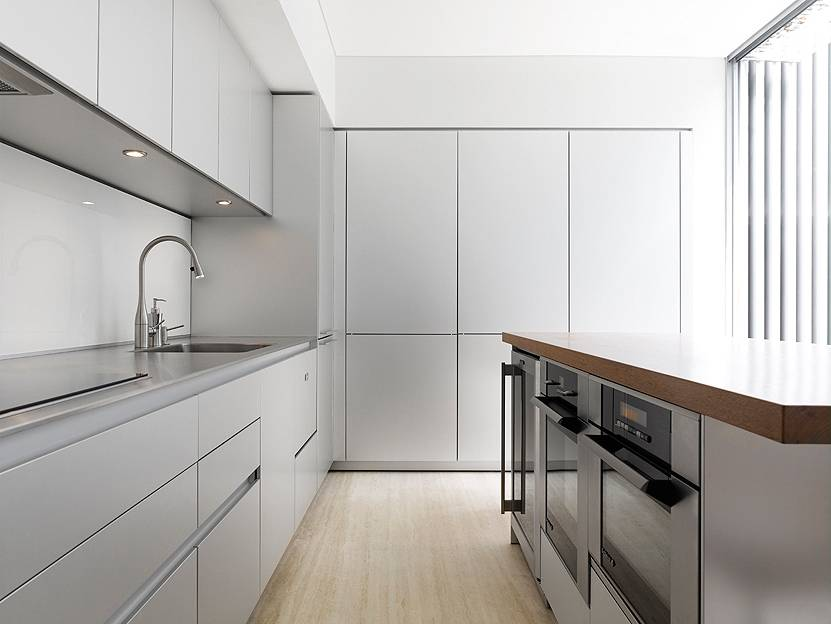 minimalist kitchen design.  Charming Kitchen Design In Modern House Luxury For Minimalist Home 4 Ideas