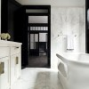 Classic Black And White Bathroom Idea