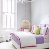 Clean White Bedroom Color For Girls