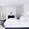 Clean White Bedroom Idea For Modern House