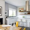 Colorful And Fresh Home Kitchen Decor