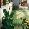 Colorful Home Green Garden Decoration Picture