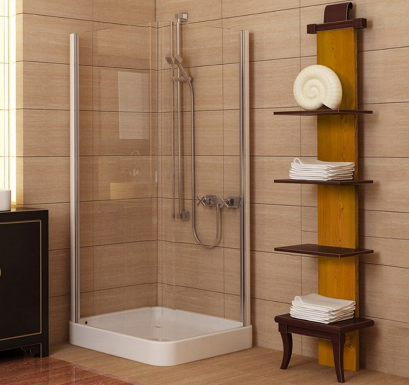 Contemporary Bathroom Decoration For Modern House