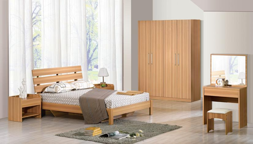 Contemporary Bedroom Idea For Modern House