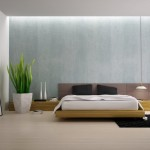 Contemporary Home Bedroom Decoration Idea Photo