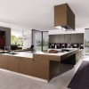 Contemporary Modern Kitchen Layout Design Picture