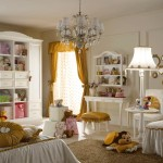 Cool Girls Bedroom Furniture Design Photo