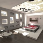 Creative Modern Home Bedroom Design Picture