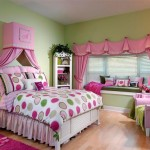 Elegant Bedroom Design Idea For Girls