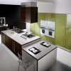 Elegant Color Combination For Home Kitchen