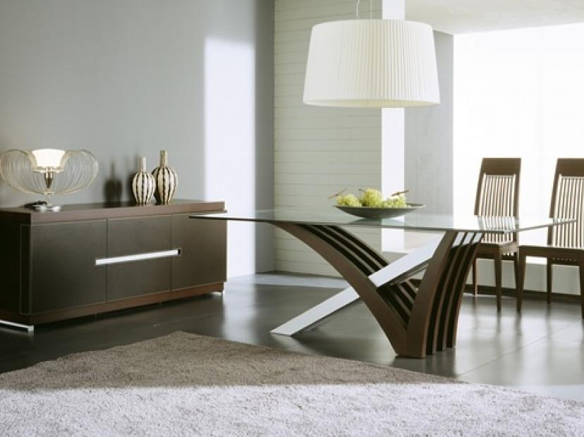 Elegant Dining Room Furniture Design Idea