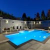 Elegant Home Swimming Pool Design Photo