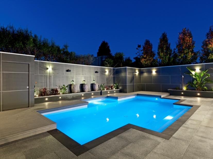 Minimalist home swimming pool design 4 home ideas for Best pool design 2014