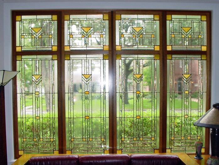 Elegant home window design with wood frame 4 home ideas for Window design for house in india