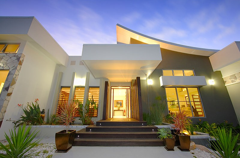 modern design homes. Elegant Minimalist Home Roof Idea Picture Modern House Design  4 Ideas