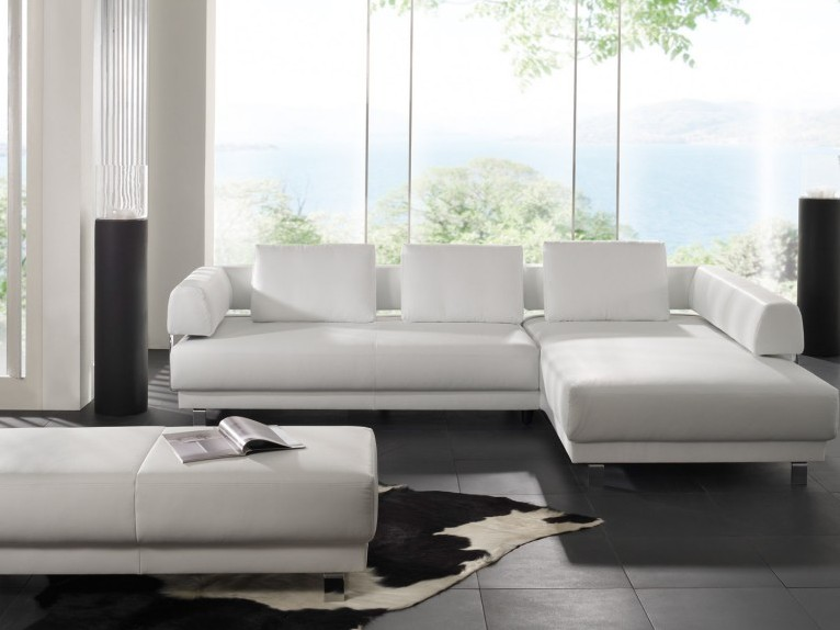 Elegant Minimalist Living Room Sofa Design