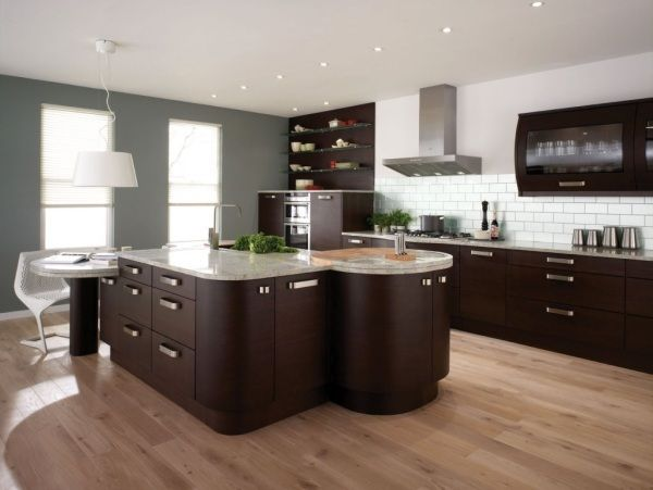 Elegant Modern Kitchen Furniture Design Idea