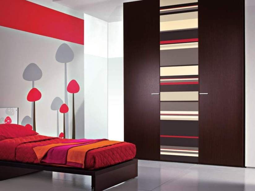 Elegant Wardrobe Design Idea For Modern Bedroom