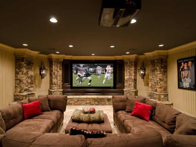 Family Room Design With Perfect Decor Great Ideas