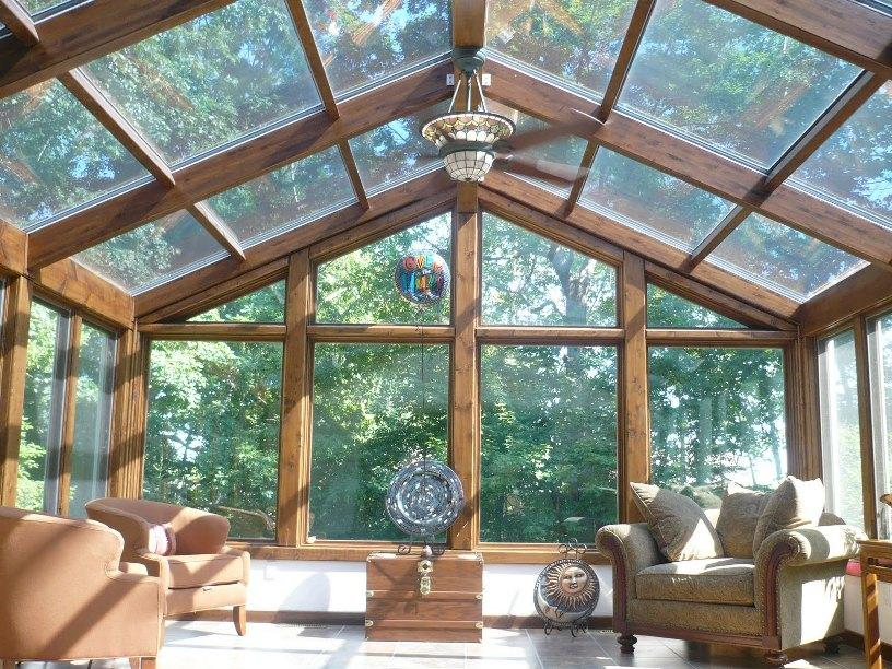 Glass Roof Design On Hot House 4 Home Ideas