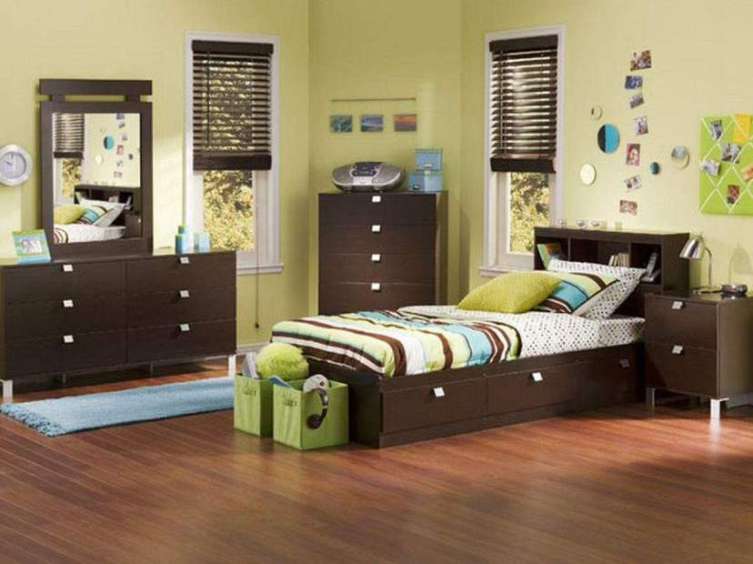 Good Color Combination For Boy Bedroom
