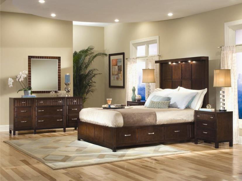 Gray And Brown Paint Color Combination Home Ideas - Light brown paint color bedroom