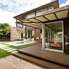 Great Front Canopy For Modern House