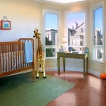 Home Baby's Bedroom With Beautiful Decoration
