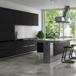 Home Kitchen Design With Beautiful View