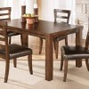 Inspiring Wood Dining Room Table Set
