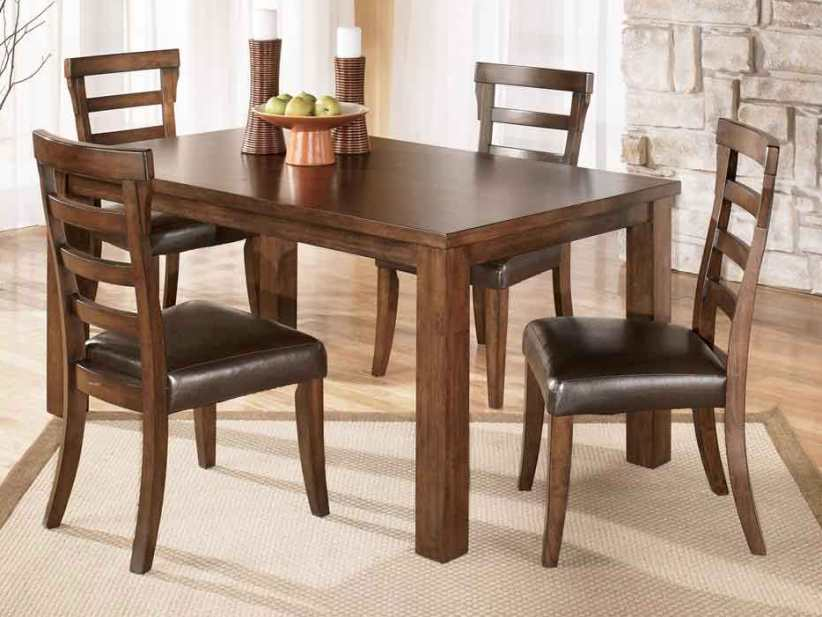 Great Inspiring Wood Dining Room Table Set Home Design Ideas